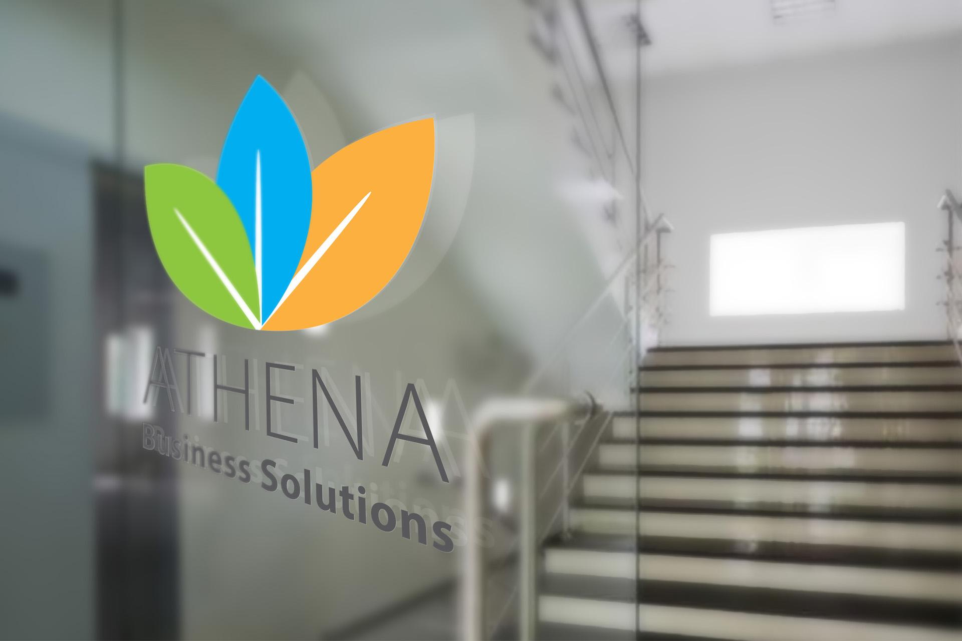 Athena Signage